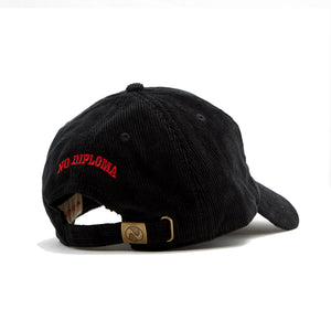 Campus Cap - Black