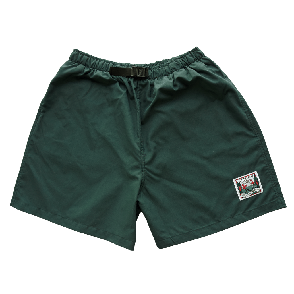 Campus Shorts - Green