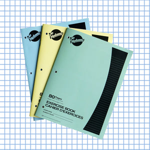 NO DIPLOMA EXERCISE BOOK - 3 PACK