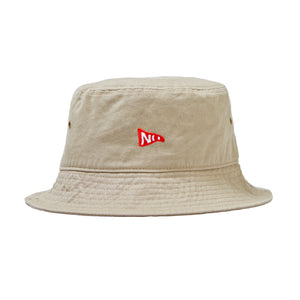 Campus Bucket Hat - Khaki