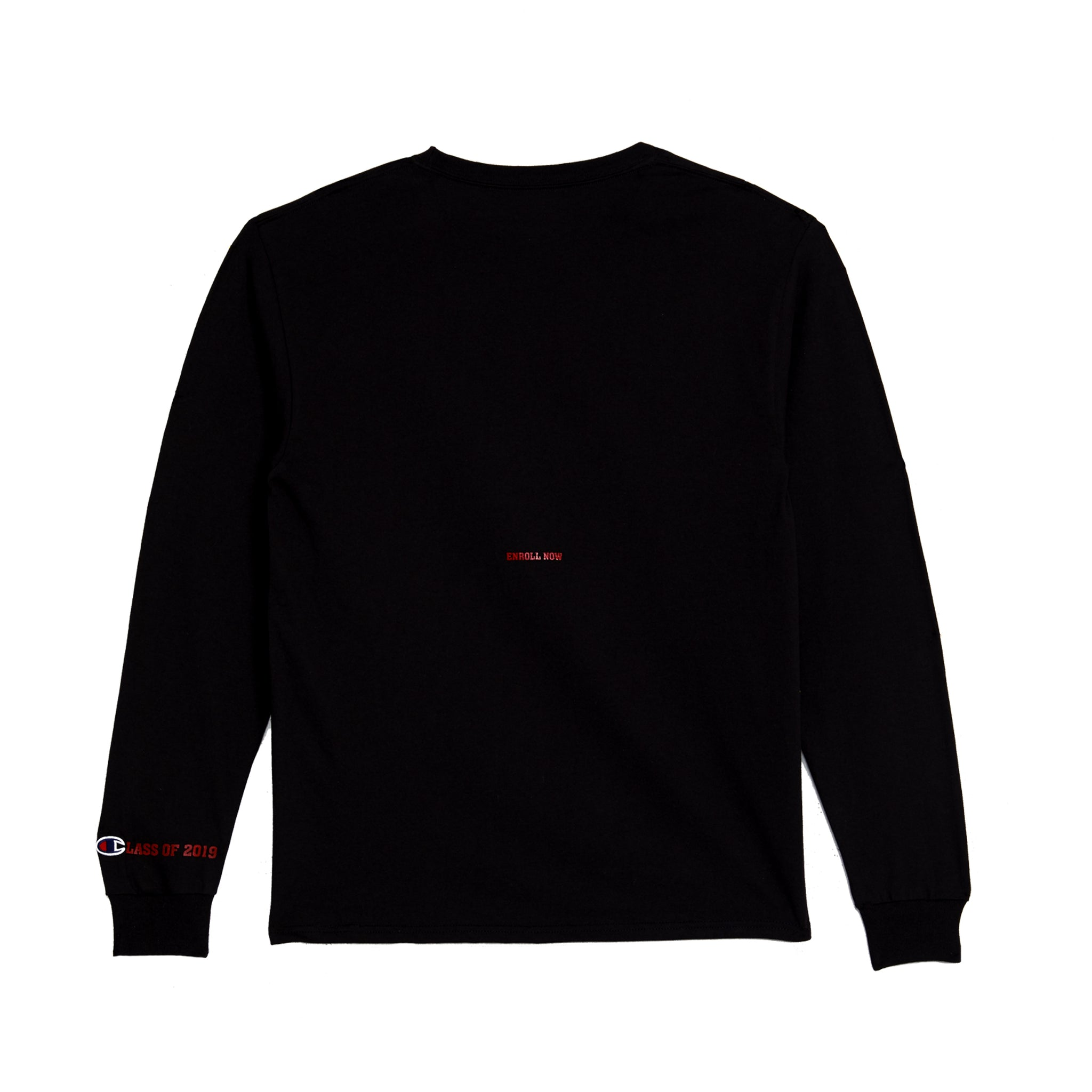 Academy Long Sleeve - Black