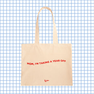 SORRY MOM - TOTE BAG