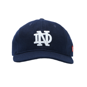 ND Academy Ballcap - Navy Wool