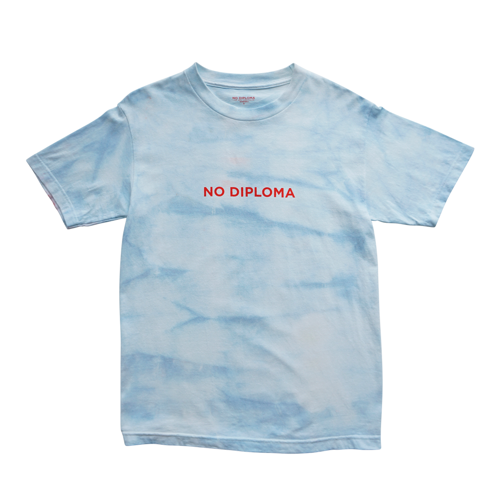 NEW LIFE T-SHIRT - SKY BLUE - SIZE S