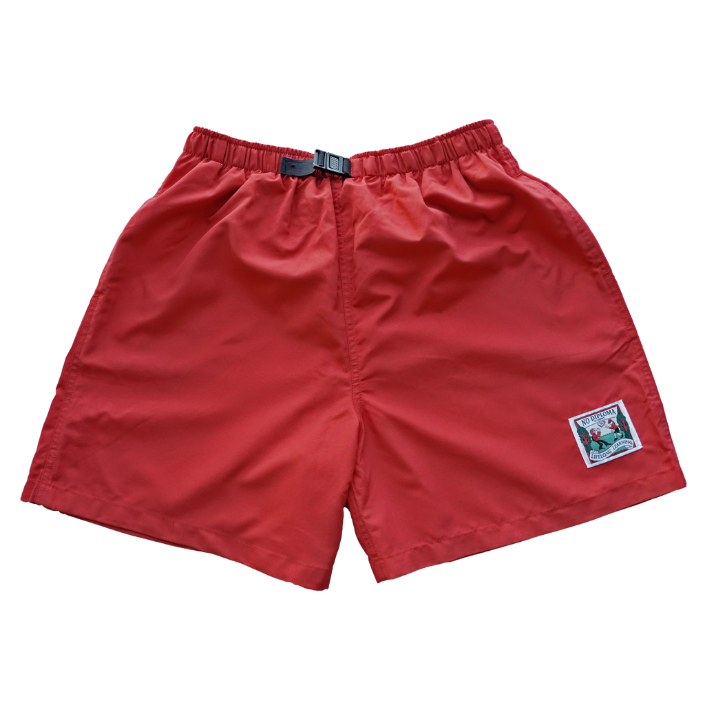 Campus Shorts - Red