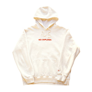 Honor Roll Hoodie - Off White