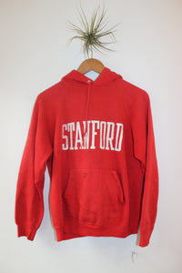Vintage Stanford Hooded Sweatshirt