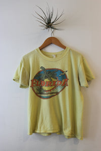 Vintage 80s Florida Vacation Tee