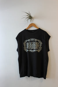 Vintage Golden Nugget Casino Sleeveless Tee