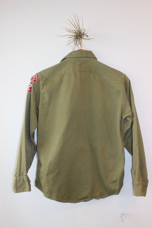 Vintage Boy Scouts of America Jacket