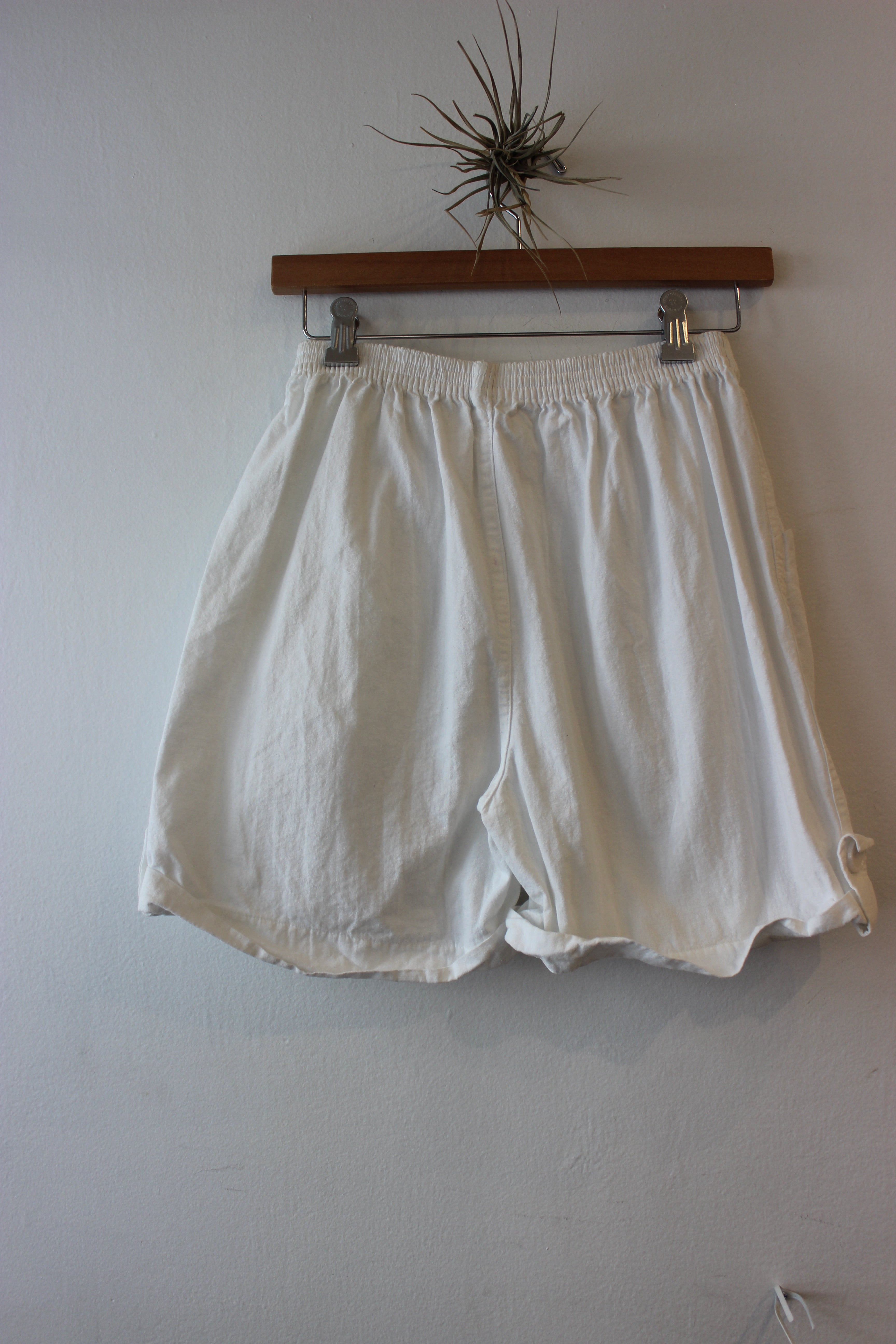 Vintage Cotton Mexico Vacation Shorts