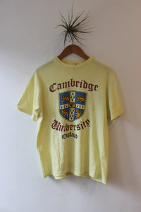 Vintage 80s Cambridge Tee