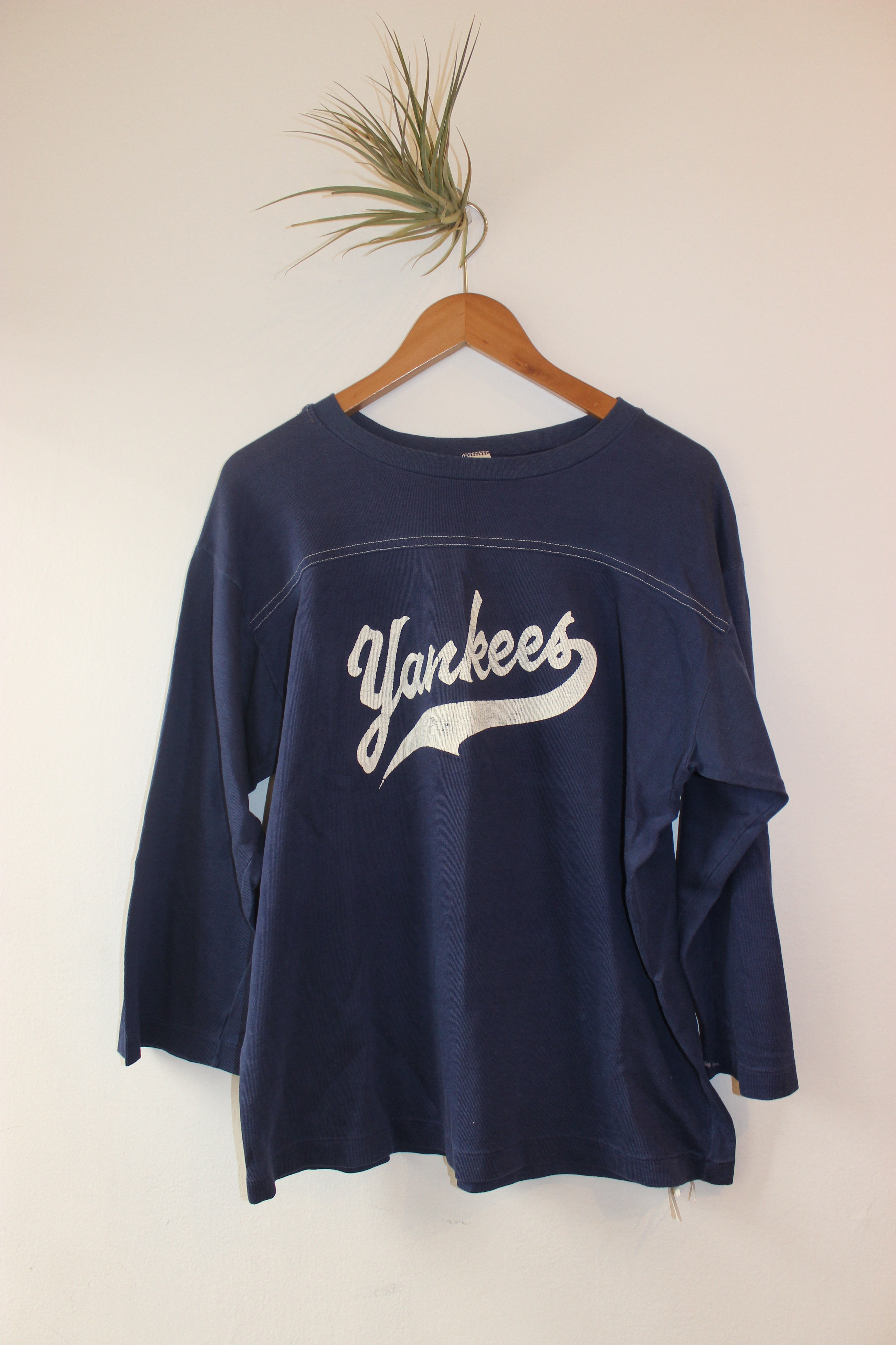 Vintage Yankees Long Sleeve Tee