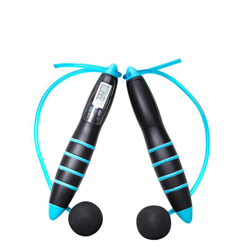 Cordless Skipping Calorie And Timer Jump Rope
