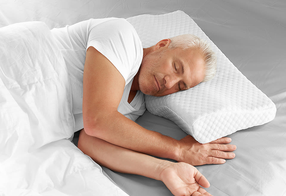 Advanced Anti-Snore Pillow