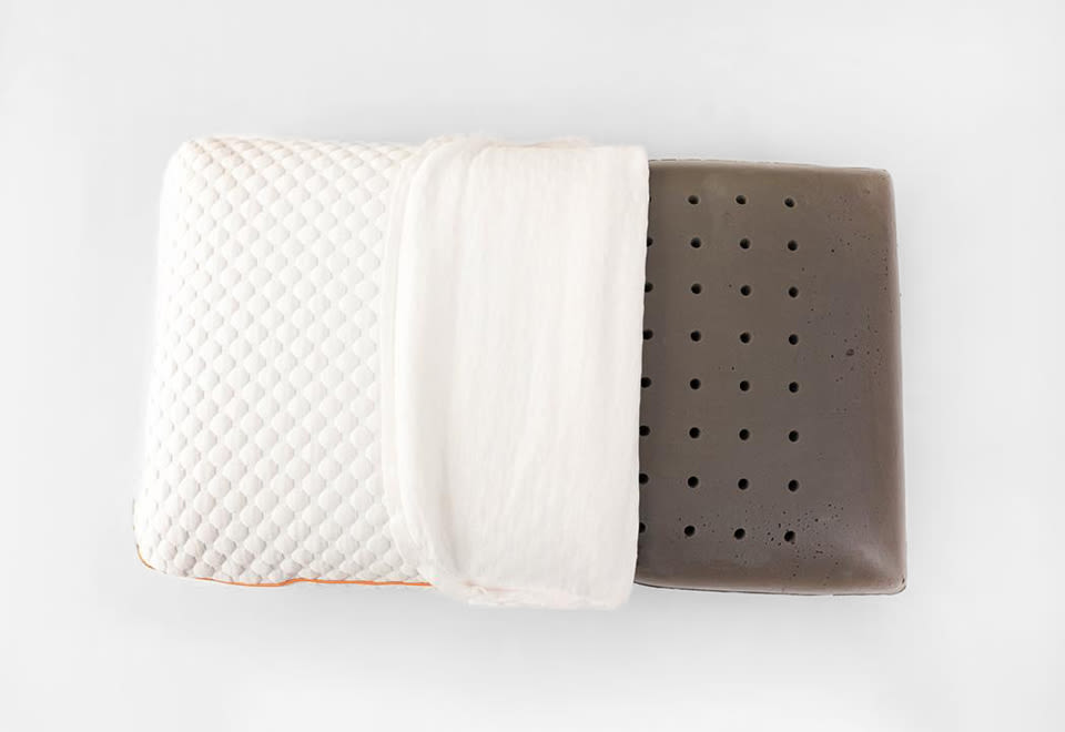 Self-Cleaning Cooling Pillow