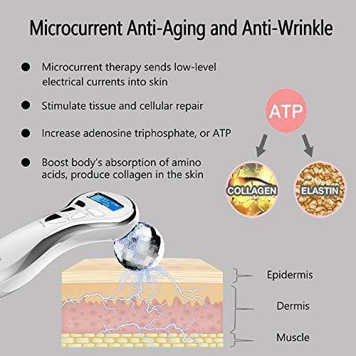 Microtone 4d Facial Massager