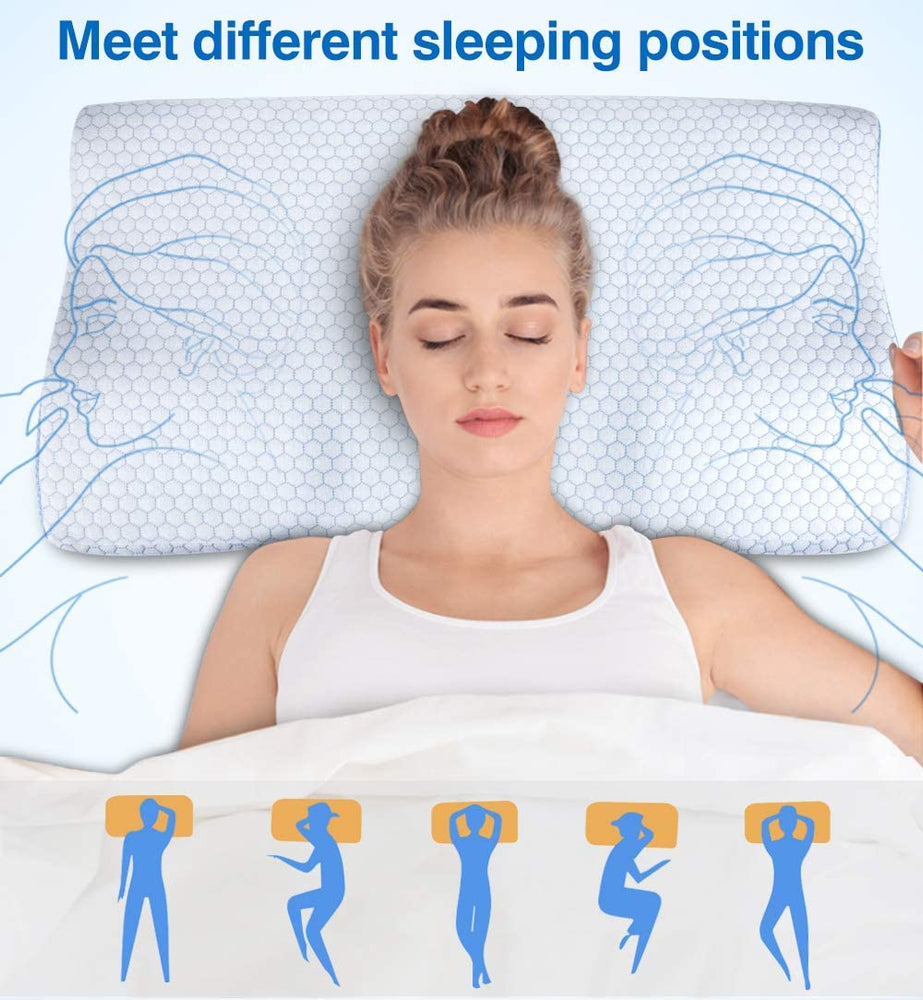 Winjoy Contour Memory Foam Pillow