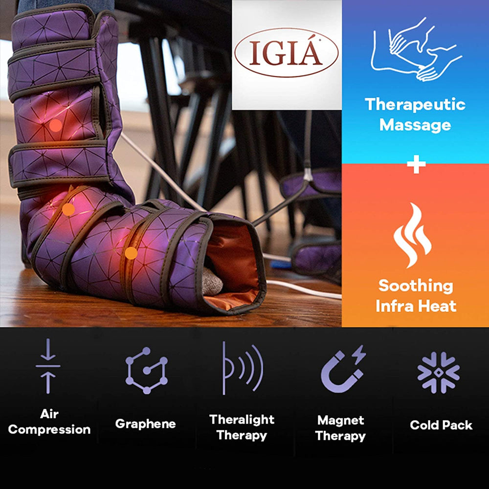 Thermosage 7 in 1 Circulation Enhancing Massage