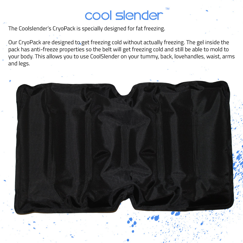 Cool Slender Fat freezing Kit