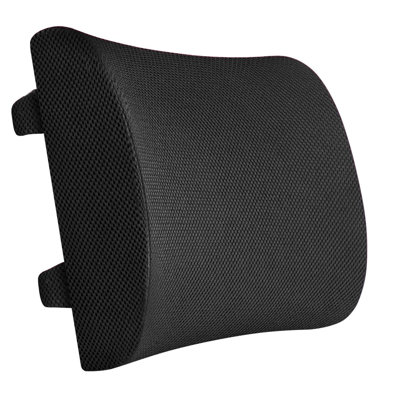 Lumbar Portable Comfort Pillow