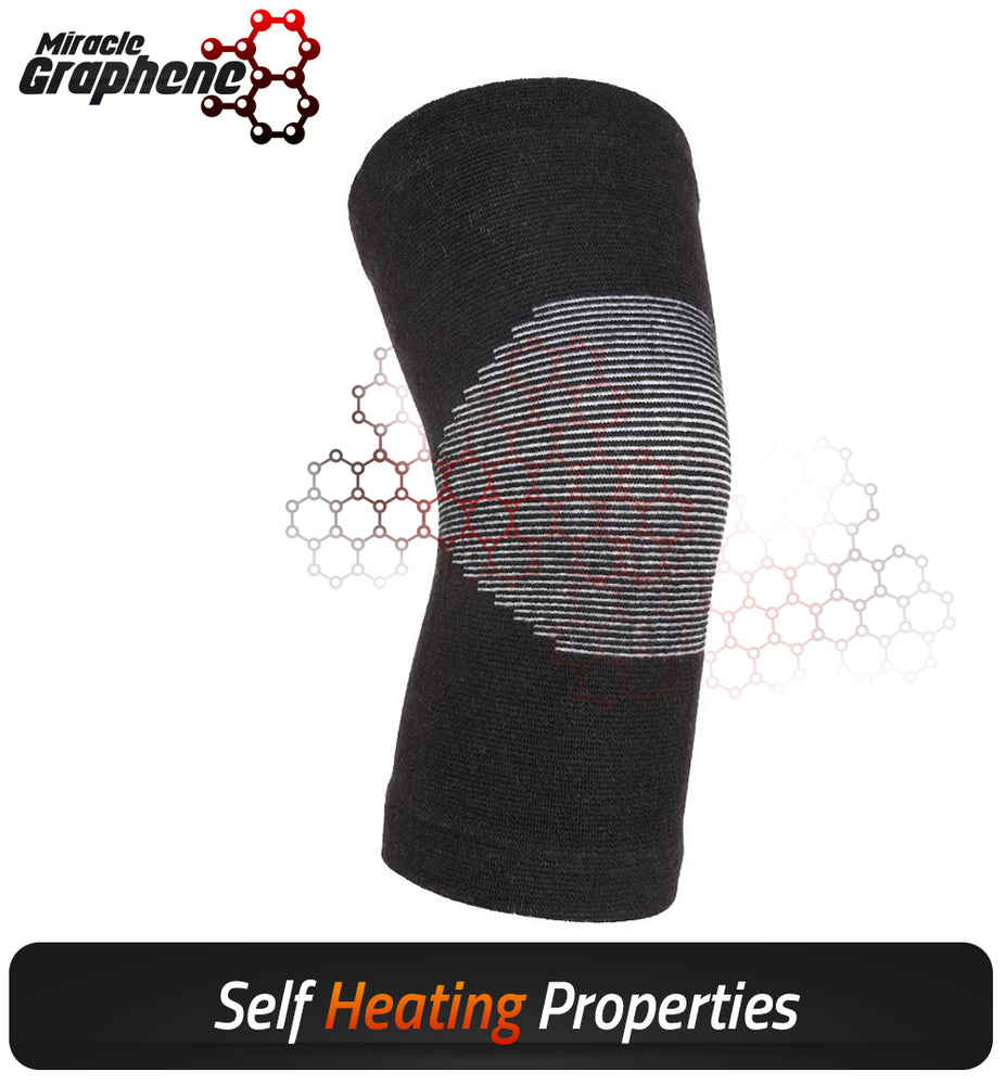 Miracle Graphene Knee Brace - Self Heating Support Knee Brace