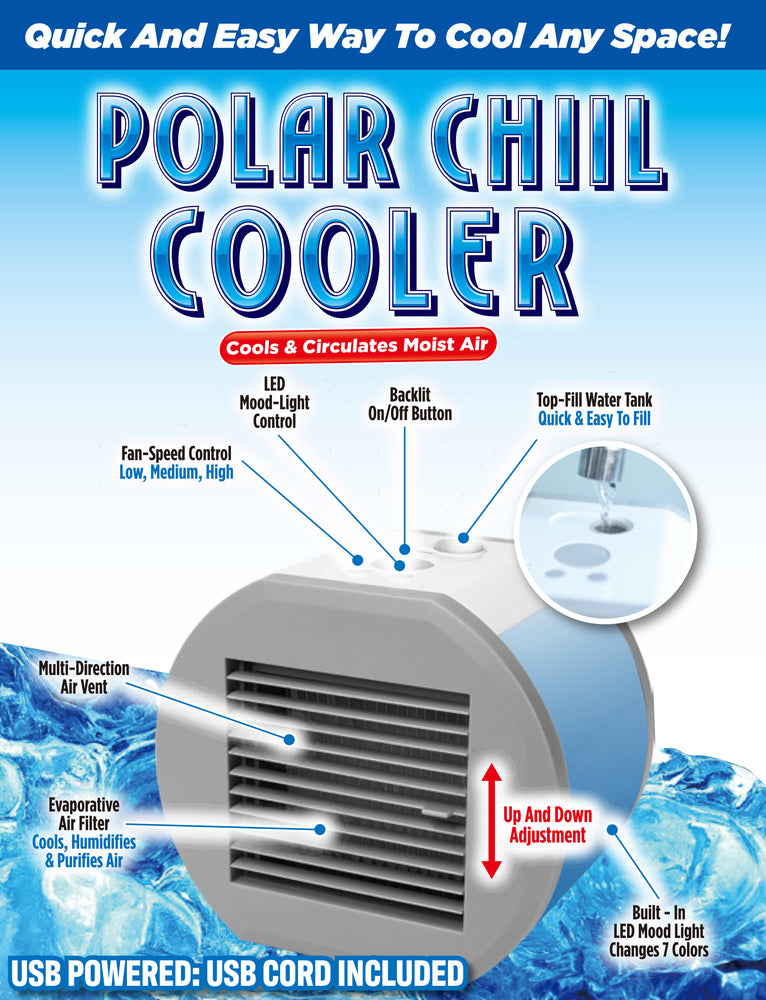 Polar Chill Cooler