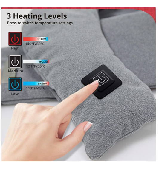 Insta Heated Scarf