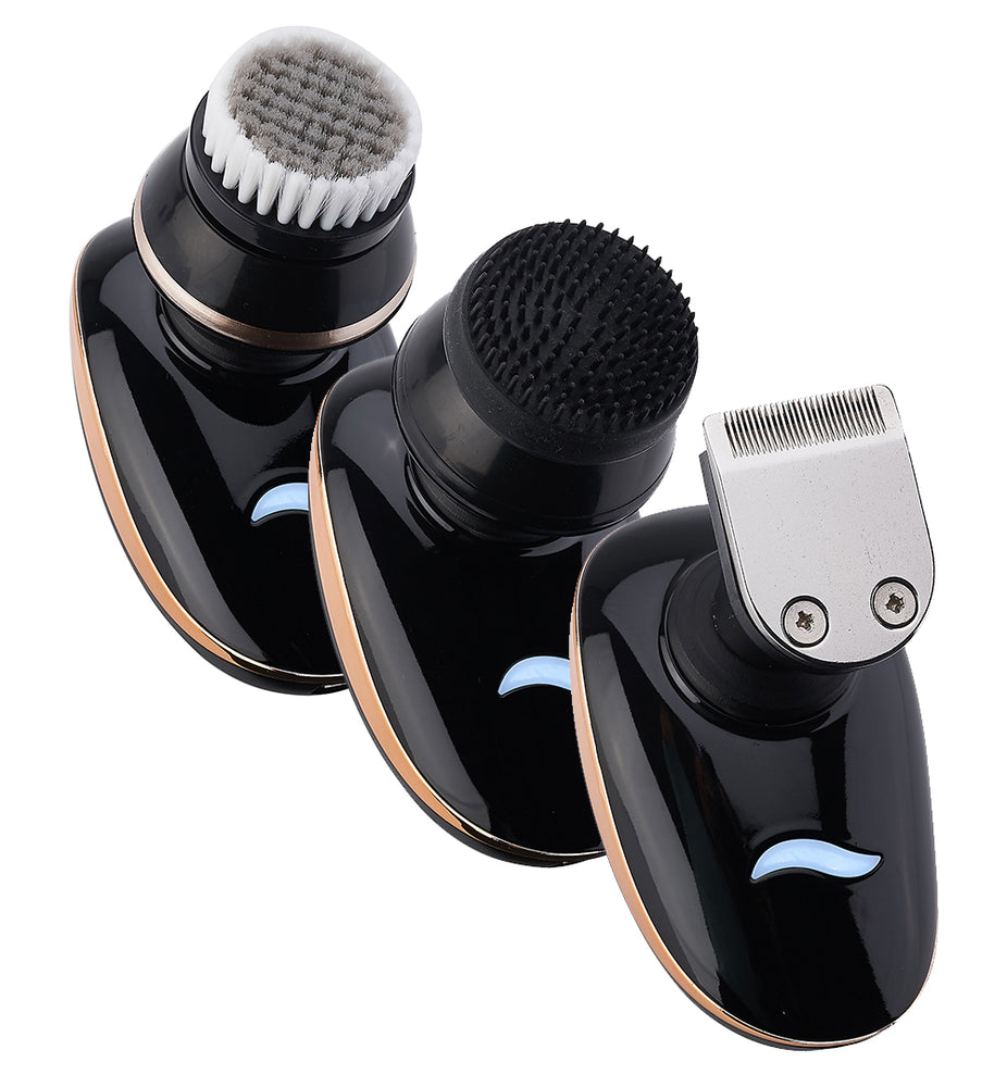 IGIA™ Men's 5D, 5-in-1 Head Shaver with Intelligent Floating System
