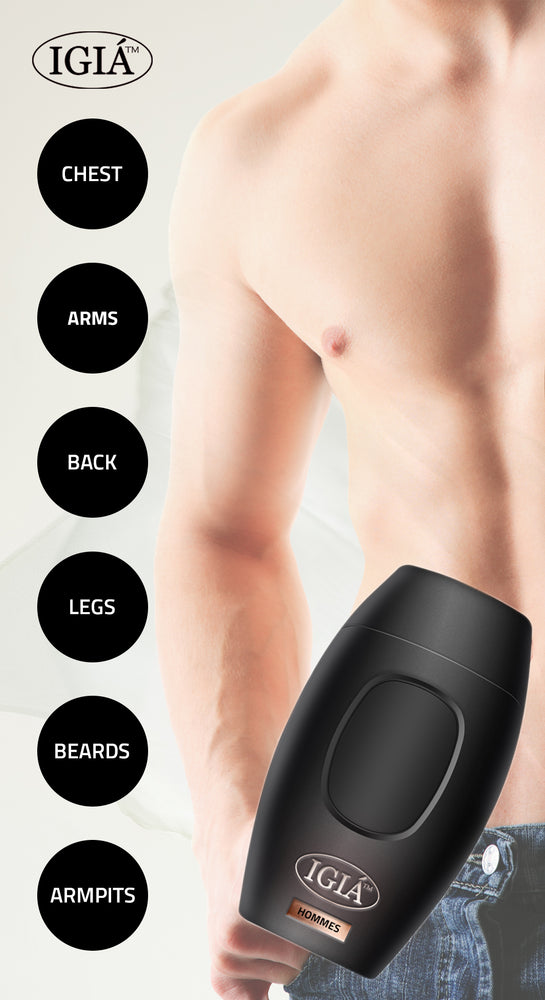 Professional IPL Hair Removal Device
