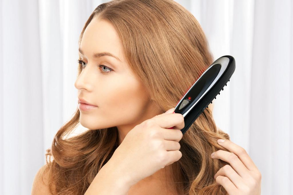 IGIA™ Hair Restoration Comb and Scalp Massager