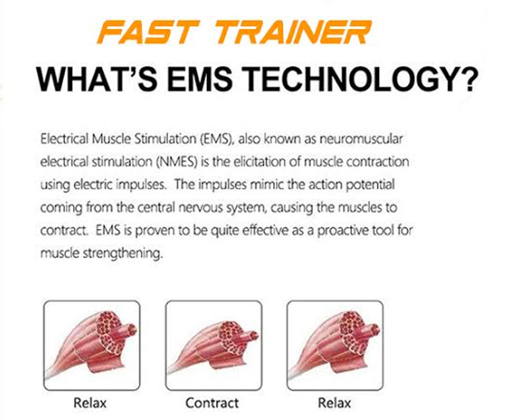Evertone™ EMS Fast Trainer Arms/Legs