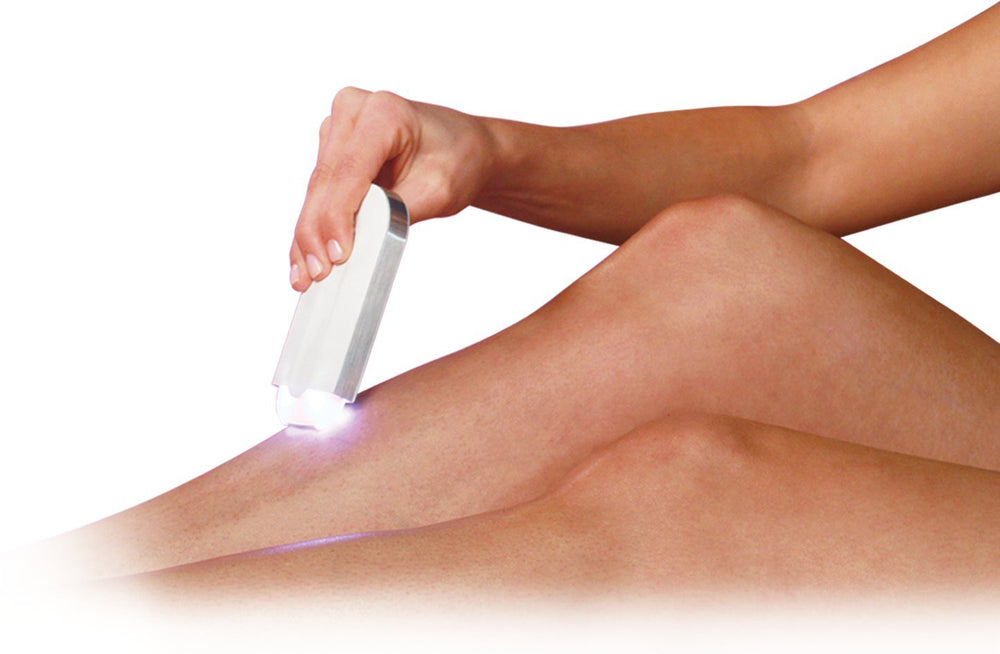 Epil-Free painless hair removal epilator