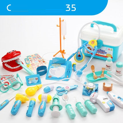 Little Doctor Toy Kit Toolbox - Kids - Baby Toys TB