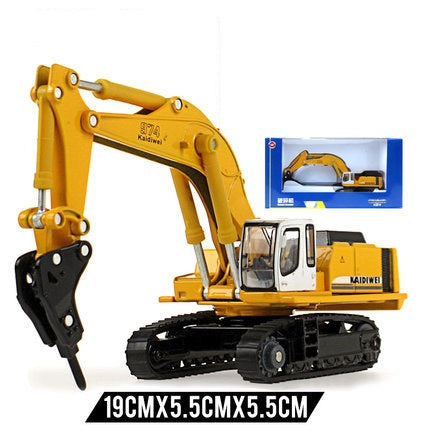Construction Site toy cars for Kids