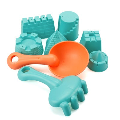 Soft Sandy Beach Toys Set Children Bath Toys Kids Splash Sand Baby Toys TB
