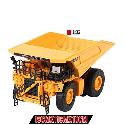 Construction Trucks Toys - Kids