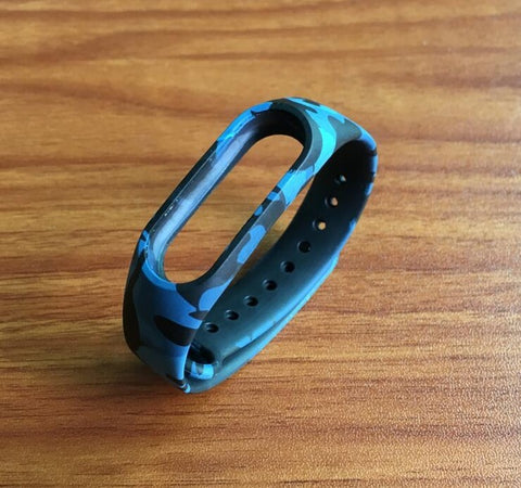 Xiaomi Mi Band with two Bracelet Strap-smart watches