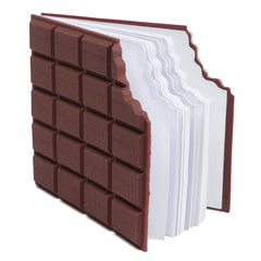 Chocolate Notebooks So Creative and In High Quality