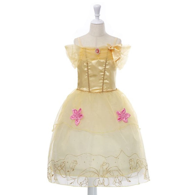 The Best Princess Costume Dress - Girls Clothes