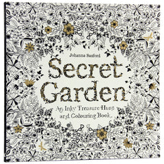 English Secret Garden-Books