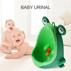 Baby Urinal Frog Shape-Baby Toys