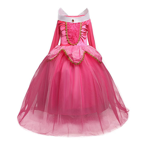 Aurora Princess Dress for Parties - Girls Clothing - Costumes