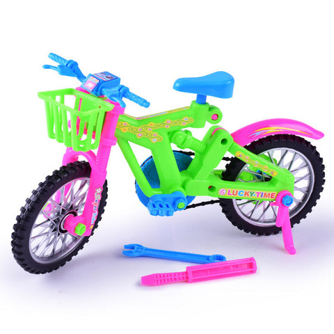 Motorcycle for Early Learning Education-puzzles