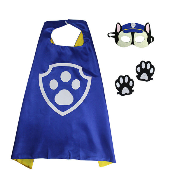Patrol Puppy Capes And Masks Costumes