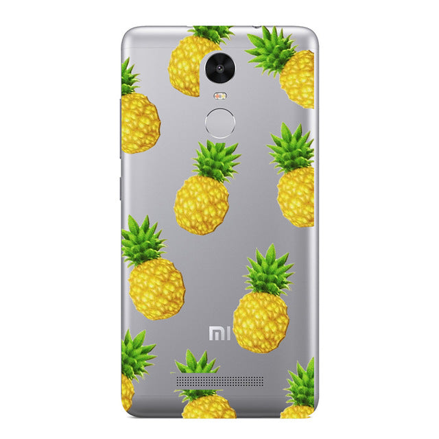 Coque for Xiaomi Redmi 3s 3 Pro Prime Silicone Soft TPU for Xiaomi Redmi 4 4A 4X 3 s Mi A1 Mi 5X Note 3 5A 4 Pro 4X smartphone covers