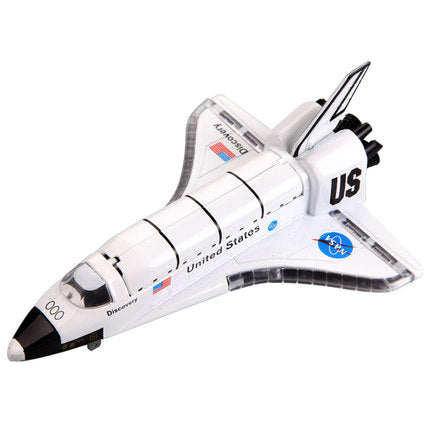 Space Shuttle Spaceship Toy - Kids  TB