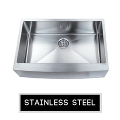 Stainless Steel Farmhouse Sinks | The Sink Boutique