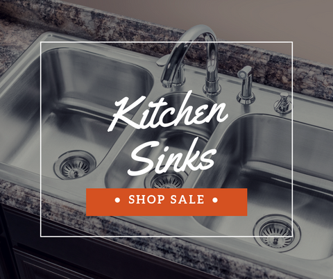 Sale on All Kitchen Sinks | The Sink Boutique