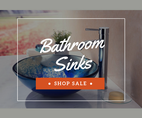 Sale on All Bathroom Sinks | The Sink Boutique